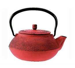 Shogun Cast-iron Teapot 0.60l Red