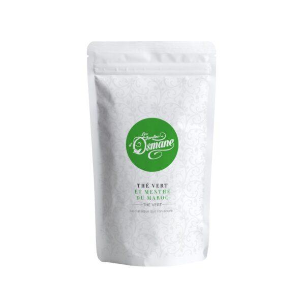 Osmane Green Tea & Mint